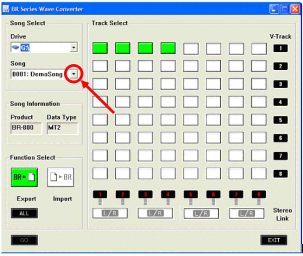 MICRO BR®: How to Use the BR Wav Converter Software – Roland